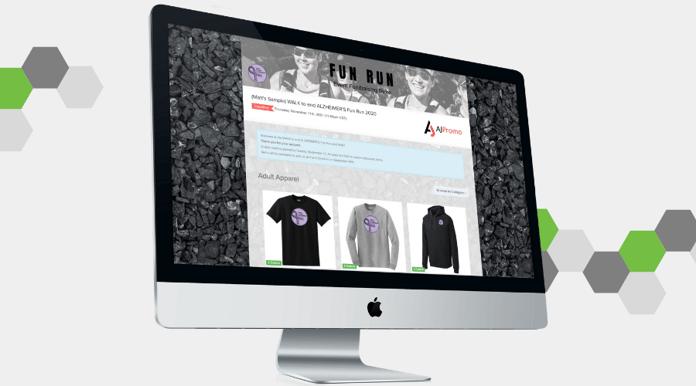 Fundraising NonProfit OMG online store