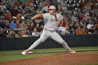 Joshua Sawyer Texas Baseball