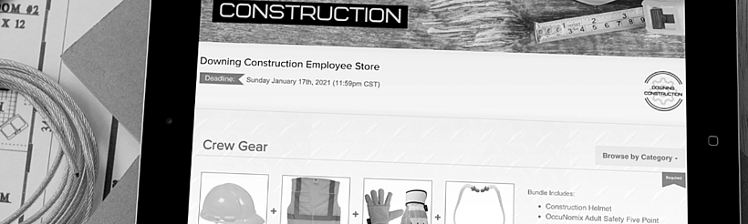 Industry Groups Construction online store