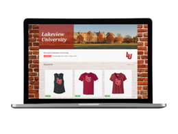 OMG Online Sample Store Lakeview University