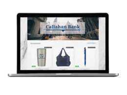 Corporate Bank Employee Sample Store OMG
