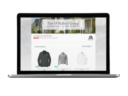 Real Estate Company Online Store OMG