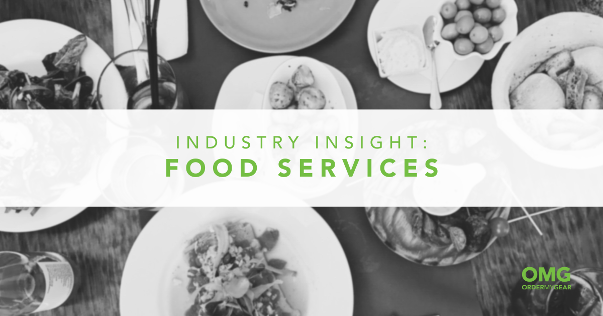 OMG Online Stores Industry Insight Food Services