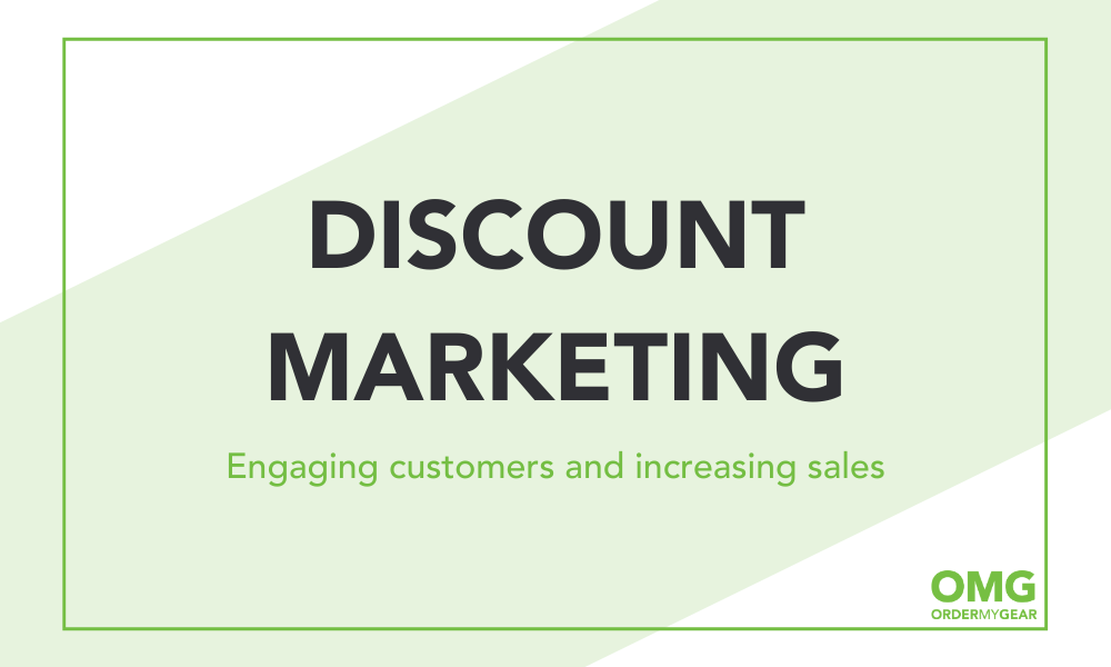 Discount Marketing OMG online stores strategy