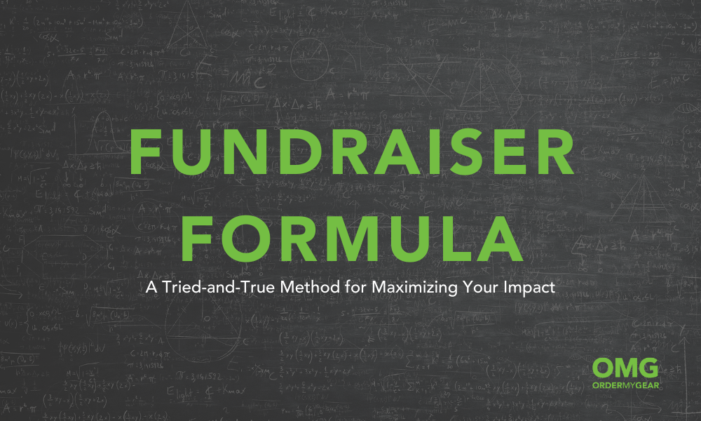 Fundraiser Formula Method OrderMyGear Blog