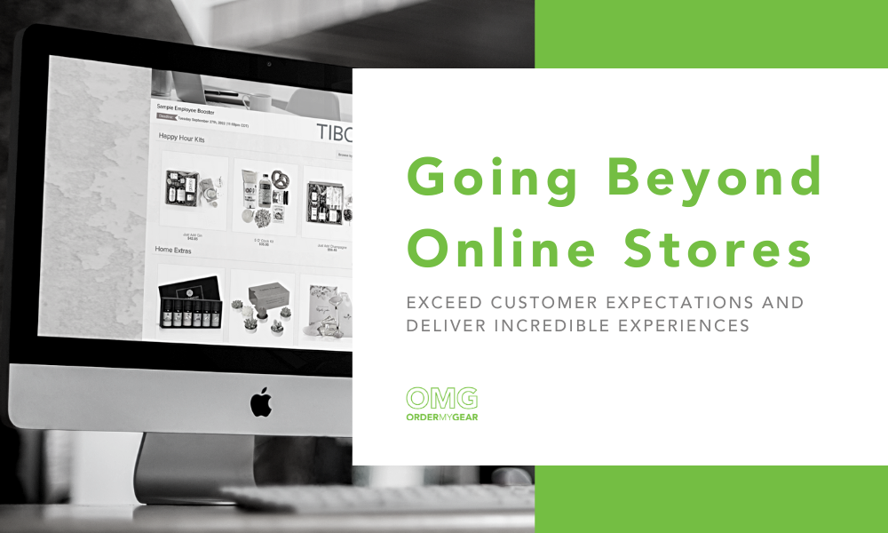 Step-by-Step Guides to Go Beyond Online Stores OrderMyGear
