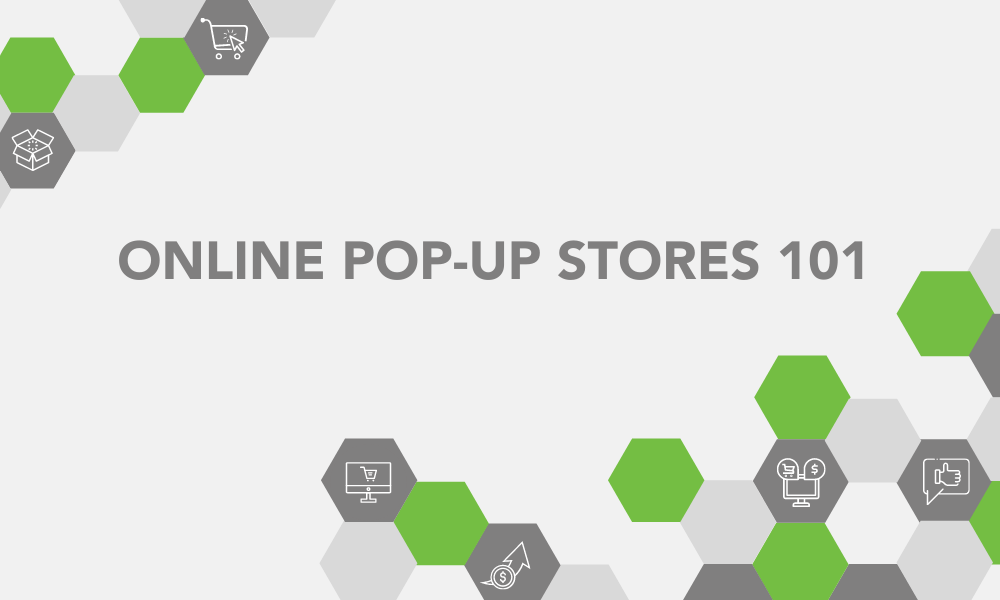 Marketing online pop-up stores omg
