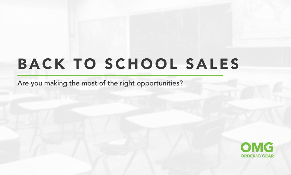 Back to school online store sales OMG Blog