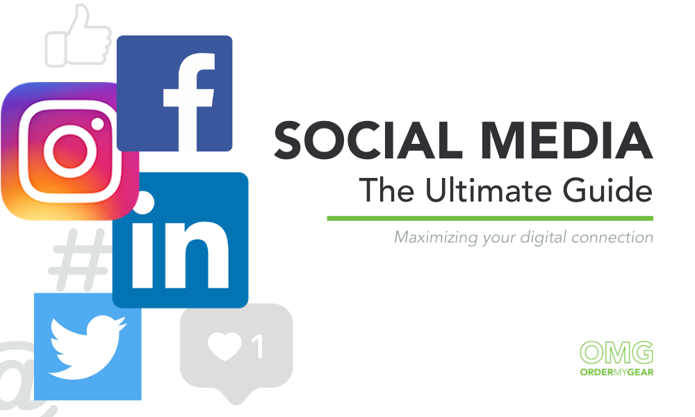 Social Media Ultimate Guide OrderMyGear