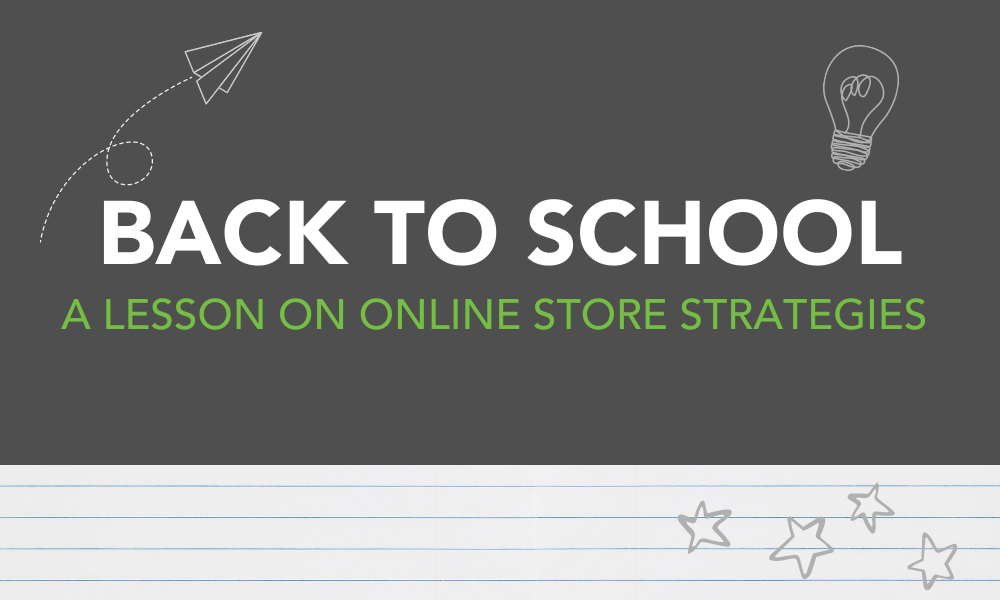 Back to School OMG Online Stores