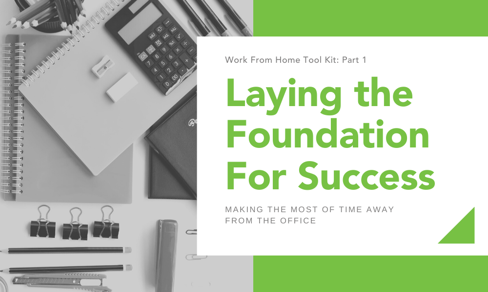 Work From Home OMG Tool Kit Foundation For Success