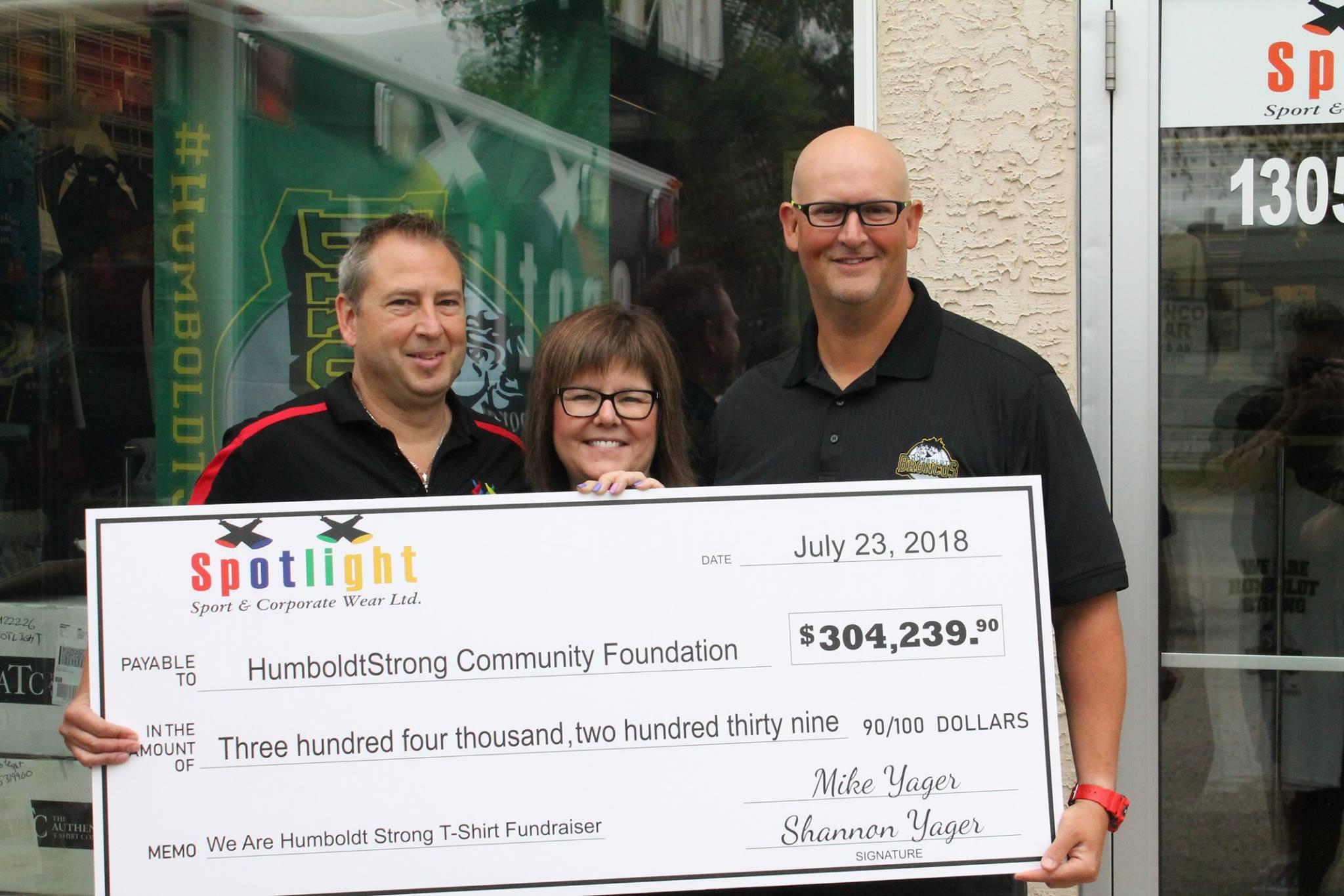 Spotlight Fundraiser Humboldt
